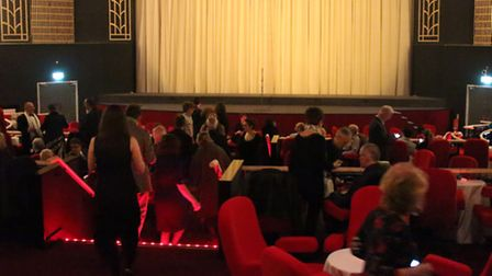 The Odyssey Cinema opens to its first guests - photo Sophie Crockett
