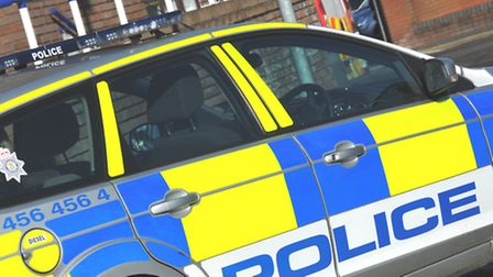 Police were called to the incident this morning.
