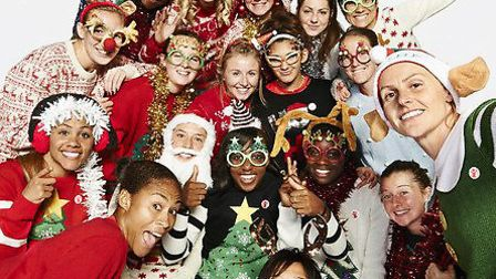 Arsenal Ladies are supporting the Arsenal Foundation's global partner, Save the Children's Christmas