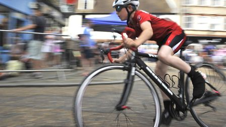 One of Hunts Post photographer Helen Drake's favourite pictures of the year, taken at the Nocturne i