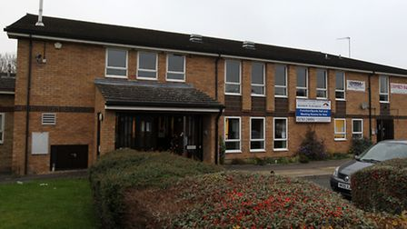Coombes Community Centre in Royston.