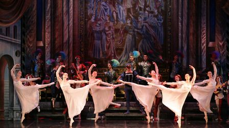 The Moscow City Ballet Company