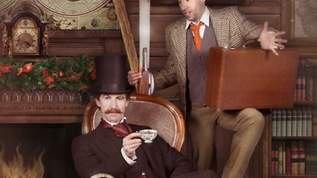 The cast will bring to life the madcap tale at the Cambridge Junction.