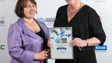 The Social Worker of the Year Awards 2014 takes place at The Lancaster Hotel, Central London on Nove