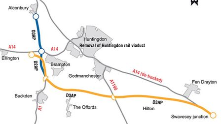 The proposed A14 scheme