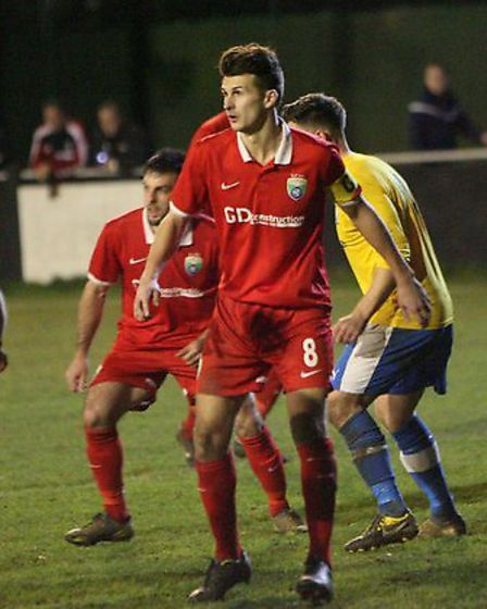 Greg Shaw earned match of the match for his performance. Picture: James Whittamore