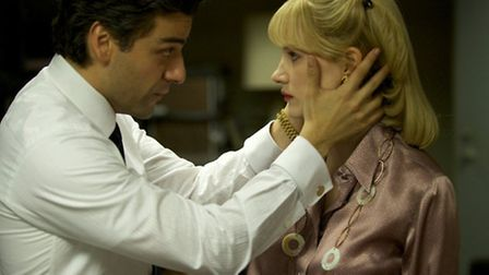 A scene from A Most Violent Year.