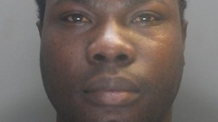 Two men were imprisoned after being sentenced at St Albans Crown Court. Pictured is Clayton McKenzie
