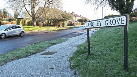 Residents of Langley Grove has been experiencing repeated power cuts and street light failures