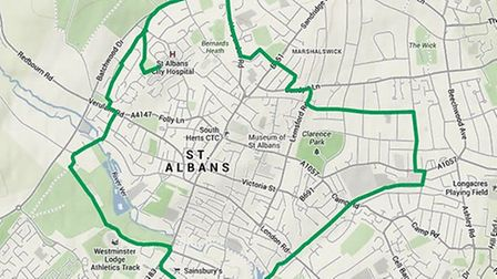 St Albans Green Ring