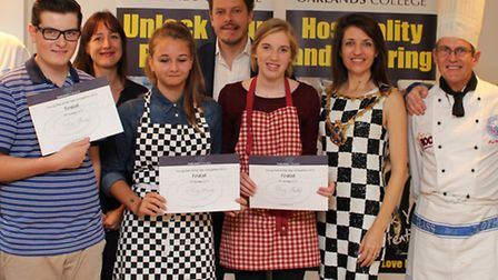 St Albans Young Chef of the Year competition