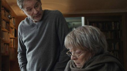 Kevin Kline and Maggie Smith star in Paris-set film My Old Lady