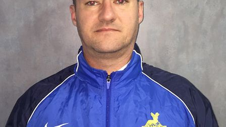 Jim Nicholls has been named Harpenden Town Reserves' new manager