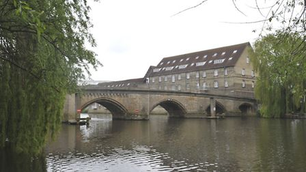Huntingdonshire is in top 20 places to live.