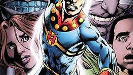 Miracleman: The Red King Syndromec