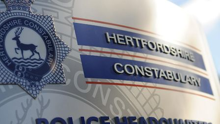 Police are appealing for information after two vehicles were set alight in Letchworth in the early h