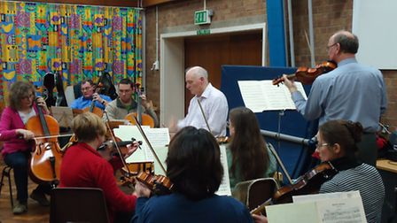 St Neots Sinfonia.