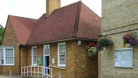 Royston Town Council office