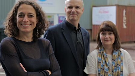 Alex Polizzi – The Fixer airs tonight at 8pm on BBC Two. She is pictured here with Lester and Sue Ad