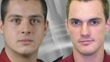 Firefighters Michael Miller and Jeff Wornham died in the Harrow Court tower block tragedy in 2005