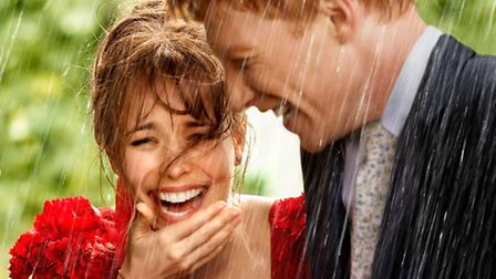 'About Time' is Richard Curtis' hit British rom-com starring Rachel McAdams, Bill Nighy and Domhnall