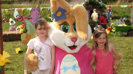 Easter at Willows Farm