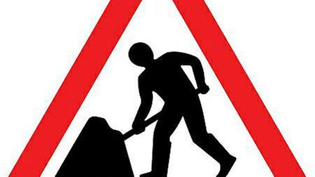 Road works are currently underway on Hatfield Road