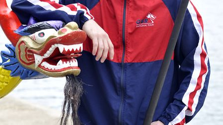 Team GB Dragon Boat Team, train at St Neots Rowing Club, Gavin Sinclair, from St Neots,