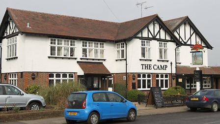 The Camp public house
