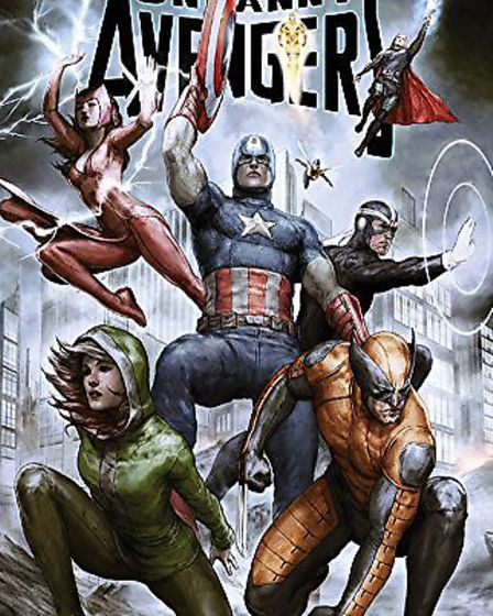 Uncanny Avengers: Prelude to Axis