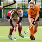 Em Thompson helped the 3rds beat Colchester 3-0. Picture: Chris Hobson