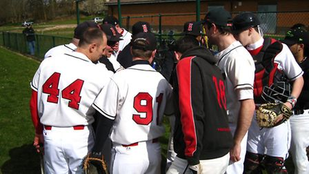 Herts Hawks remain unbeaten in the HSL Double-A standings. Picture: Herts Baseball