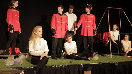 St Ives Youth Theatre - Review of Follow, Follow