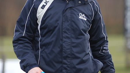Old Albanian coach Andy Holloway