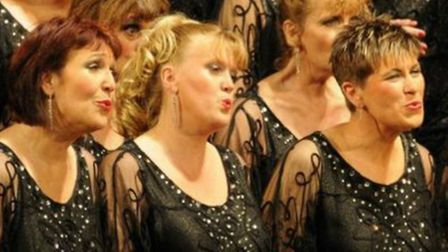Phoenix Chorus will perform at a charity concert in Royston