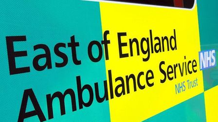 A man in his 40s is said to be in a stable condition after falling six feet off scaffolding.