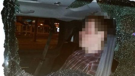 The 17 year old was hospitalised following an alleged attack on him while in the taxi