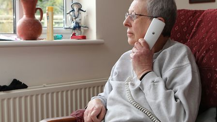 Marion Foster speaks out after being conned out of a large sum of money by phone scam artists