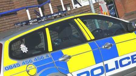 Herts Police are investigating the burglary in Cell Barnes Lane in St Albans