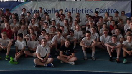 Royston students travel to Lee Valley