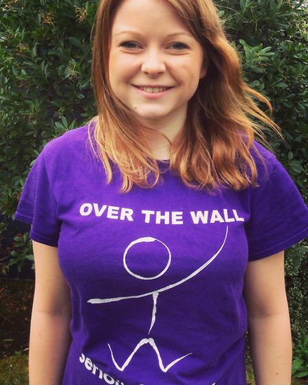Molly will be returning to Over The Wall to volunteer this Summer