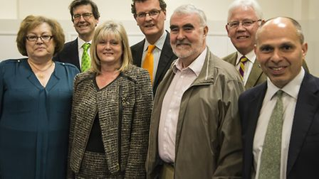Pre-election hustings were arranged for the St Albans Jewish community