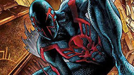 Spider-Man 2099: Out of Time