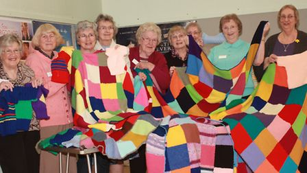 Royston Townswomen's Guild are donating blankets to the Addis Ababa Fistula Hospital in Ethiopia.