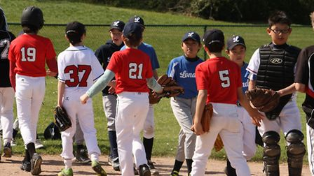 The youth season is about to get underway at Herts Baseball