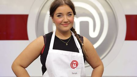 Colney Heath's Sarah McCready is currently appearing on MasterChef, BBC One