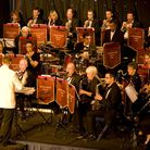 The Huntingdonshire Concert Band.