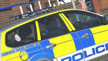 Police are investigating the theft of four catalytic converters.