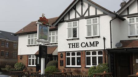 The Camp public house in Camp Road closed yesterday (Thursday, May 14), two days earlier than expect
