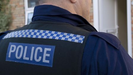 Herts Police are investigating the thefts on Monday, May 11 from a garage in Frogmore